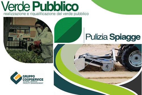 Verde pubblico e Pulizia spiagge